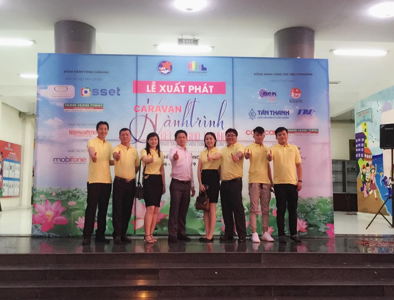 Caravan Tp.HCM – Đồng Tháp, kết nối yêu thương