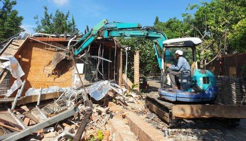 Thêm trường hợp phá dỡ công trình xây dựng từ 2021