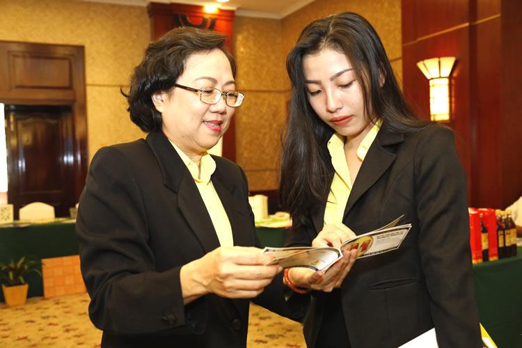 Hội thảo danh nghiệp cà phê Huba