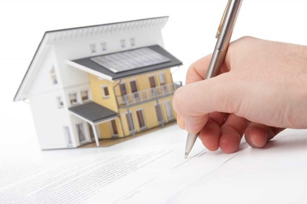 Is a handwritten contract of sales and purchase for land between me and mr.A valid?