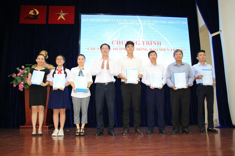 LAW SYSTEM THINH TRI GENERAL HANDS SUPPORT COMMUNITY OF CENTRAL PEOPLE