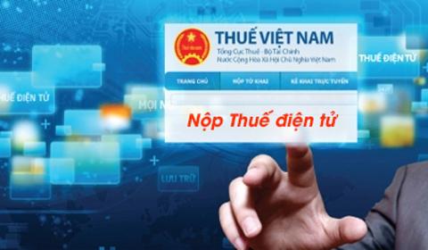 03 cách đăng ký giao dịch điện tử với cơ quan thuế