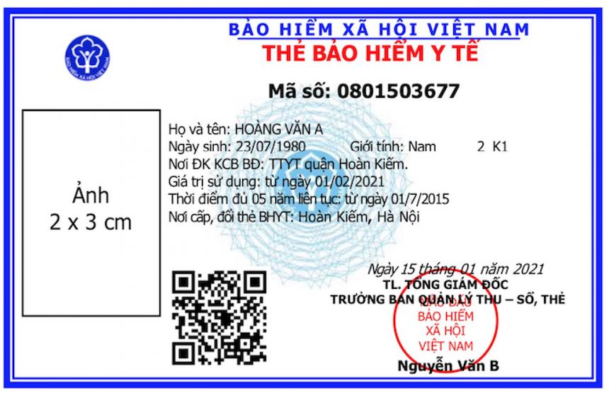 Thủ tục đổi, cấp lại, điều chỉnh thông tin trên sổ BHXH, thẻ BHYT mới nhất