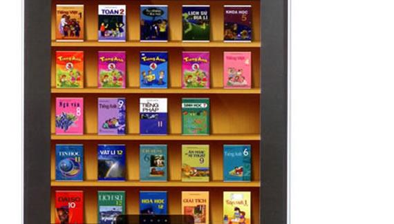Bản mềm sách giáo khoa cho học sinh từ lớp 1 đến lốp 12
