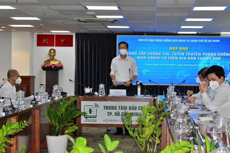 TPHCM: Thêm trạm y tế lưu động, đẩy nhanh phát thuốc cho F0 tại nhà
